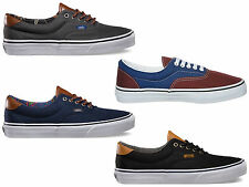New Vans Era 59  CL MLX Mens  Leather  Canvas  Trainers