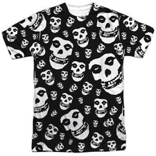 T-Shirts Sizes S-3XL Mens The Misfits Fiends All Over Vibrant Sublimation TShirt
