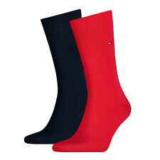 Tommy Hilfiger Mens Classic Socks – 2 Pack