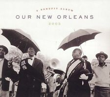 Our New Orleans: A Benefit Album for the Gulf Coast by Various Artists (CD,...