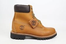 Timberland Ek Heritage Rugged Waterproof Rust Leather Mens Boots 5901R 1702-10