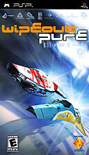 Wipeout Pure for Playstation Portable PSP Brand