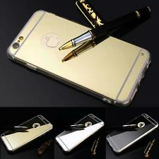 Luxury Electroplating ultra-thin Mirror back cover iPhone and Samsung FREE DELIV