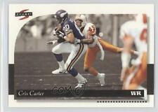 1996 Score Field Force #71 Cris Carter Minnesota Vikings Football Card