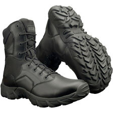 MAGNUM COBRA 8.0 COMPOSITE SAFETY BOOTS SIZE UK 4 - 14 MENS COMBAT LEATHER CT