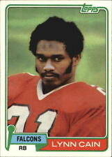 1981 Topps Football #251-528- Finish Your Set - WE COMBINE S/H