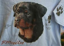 Rottweiler History Dog  Design - Gildan T Shirt - Various Colours