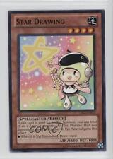 2013 Yu-Gi-Oh! Cosmo Blazer Booster Pack Base Unlimited #CBLZ-EN043 Star Drawing