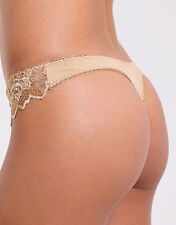 BNWT Lepel Fiore Lace Thong Nude - various sizes -  25% OFF