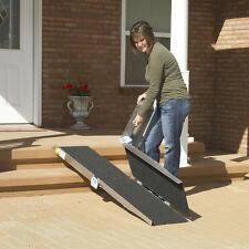 MULTI-FOLDING ALUMINUM RAMPS, For PowerChair, Scooter, Wheelchair Loading/Access