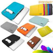 """11-15.6"""" Ultrabook Laptop Sleeve Case Bag Cover For Macbook HP Dell Toshiba ASUS"""