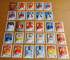 MULTI-LIST SELECTION OF MERLIN F.A.PREMIER LEAGUE 07 STICKERS  MIXED TEAMS