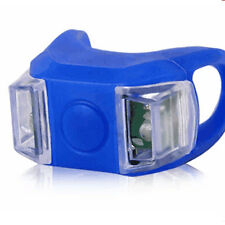 Frog 1X Head Front Rear Wheel Light LED Superbright Silicone Safety Bike Bicycle