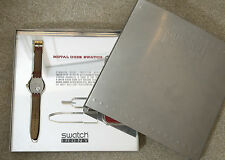 Beautiful Vintage Swatch Swiss Watch with box
