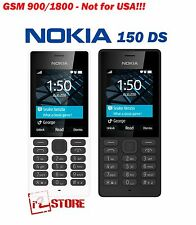 Nokia 150 Dual SIM Unlocked camera with flash lifeup to 25 days Cell Phone