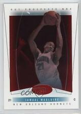 2004-05 Hoops Hot Prospects Red #31 Jamaal Magloire New Orleans Hornets Card