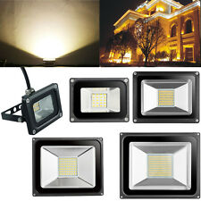 100W 50W 10W 20W 30W LED Flood Light Outdoor Garden Landscape Yard Spot Lamp SMD