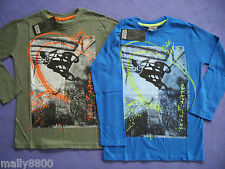 "Urban Crusade - Boys - Tshirt - Top -""RIDE THE WALL"" - BMX Bike - size 8, 10, 12"