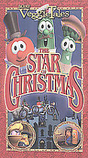VeggieTales - The Star of Christmas (VHS, 2002, Clamshell)