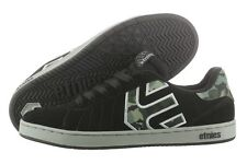 Etnies Fader LS 4101000416571 Black Grey Skateboarding Shoes Medium (D, M) Men