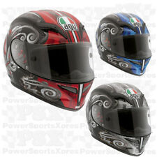 AGV Grid Stigma Full Face Motorcycle Helmet