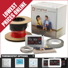 Under Floor Heating Cable Kit For Tile Underfloor Heating & Warmup 100w 150w 200