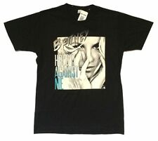 Britney Spears Hold It Against Me Black T Shirt New Official Soft
