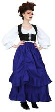 The Downshire Skirt Long Layered Pirate Dressing Renaissance Victorian Steampunk