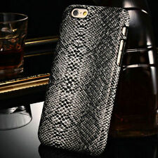 Slim Luxury Snake Skin Pattern Hard Plastic Back Case Cover For iPhone 6 6S Plus