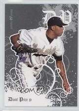2007 Just Minors Justifiable '07 Preview JFPR-17 David Price Tampa Bay Rays Card