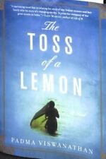 The Toss of a Lemon by Padma Viswanathan (2009, Paperback)