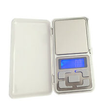 HIGH-PRECISION MINI ELECTRONIC DIGITAL JEWELRY SCALE WEIGHT BALANCE GRAM ROSY