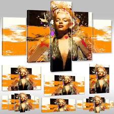 Canvas Picture Canvas Mural Marilyn Monroe Actress Norma Jeane Mortenson