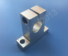 SK8/10/12/13/16/20/25/30/35/40/50mm Aluminum CNC Linear Rail Shaft Guide Support