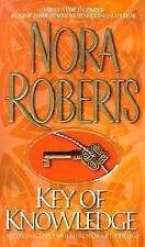 Key Trilogy: Key of Knowledge 2 by Nora Roberts (2003, Paperback)