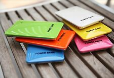 High Capacity Portable Charger Power Bank 8000 mAh for Smartphone and USB device