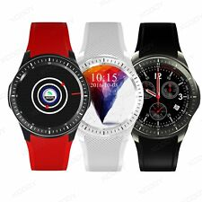 Android 5.1 Quad-core 3G Smart Watch SIM GSM 8GB Bluetooth GPS WIFI Heart Rate