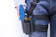4in1 Tactical Drop Leg 2 Pouches Platform Thigh Rig Holster for Beretta 92 96 M9