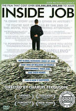 Inside Job DVD (NEW and SEALED)