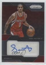 2016 Panini Prizm Rookie Signatures #43 Gary Payton II Houston Rockets Auto Card
