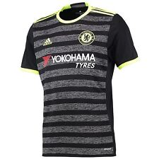 adidas Mens Gents Football Soccer Chelsea Away Shirt Jersey Top 2016-17