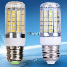 15W E27 5050 SMD 69 LED Warm/Cold White Corn Light Bulb Lamp AC 220V New UTAR