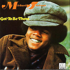 Got to Be There by Michael Jackson (CD, Feb-2003, Universal/Spectrum)