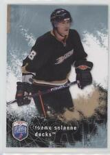 2007-08 Upper Deck Be a Player 4 Teemu Selanne Anaheim Ducks (Mighty of Anaheim)