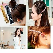 Headwear Girls Barrette Hairpin Hair Accessories Crystal Rhinestone Hair Clip