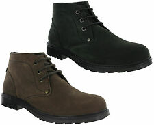 Red Tape Desert Ankle Leather Mens Lace Walking Trail Casual Chukka Cregg Boot