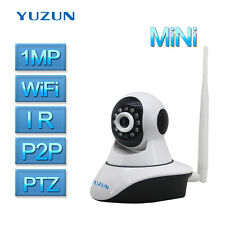 HD 720P/1080P WIFI CCTV Camera IP Wirelsss In/Outdoor Home Security IR+SD CARD