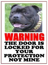 Warning Aluminium Dog Signs - 5 different designs 9 different Dog breeds NEW