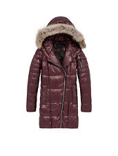 Andrew Marc - Lexi - Water-Repellent Down Coat with Removable Coyote Fur Trim