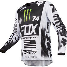 NEW FOX RACING MONSTER ENERGY PRO CIRCUIT OFFROAD SE 180 JERSEY MENS ADULT GUYS